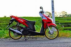 Modifikasi Vario 125 by 52 Modifikasi Vario 150 Jari Jari Esp Techno 125 Cbs Dan