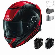 Shark Spartan Carbon - shark spartan carbon skin motorcycle helmet visor