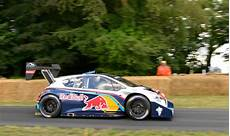 Sebastien Loeb Is The Fastest At Goodwood 2014 In Pikes