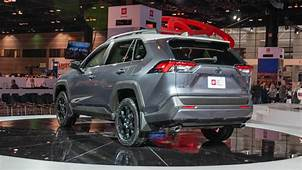 Toyota Rav4 Trd Off Road  Cars Review Release