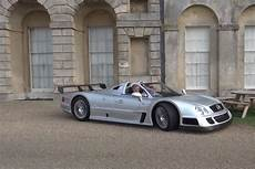 An Enthusiast Drives His 2 Million Mercedes Clk Gtr