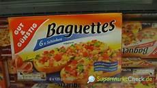 gut und günstig preise gut g 252 nstig pizza baguettes schinken 6 x 125 g