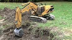 r c digger cat 375 cattarpillar exgavator r c