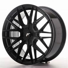 japan racing jr wheels jr28 17x8 quot et25 40 custom pcd black