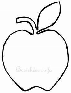 Malvorlage Apfel Zum Ausdrucken Apfel Vorlage 622 Malvorlage Vorlage Ausmalbilder