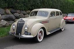 Car Crazy 1936 Chrysler C 10 Imperial Airflow  Classics