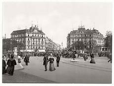 Vintage Berlin - historic b w photos of berlin germany 19th century