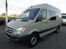 purchase used 2013 mercedes sprinter 2500 cer rv