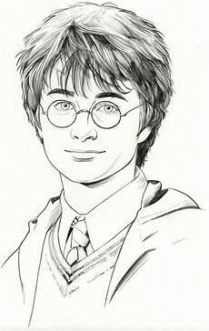 Malvorlagen Gesichter Harry Potter Drauwgth Harry Potter Kunst Skizzierung Zeichnen