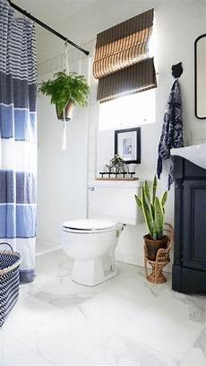 stylish rental bathroom makeover remodelista