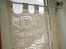 Gardinen Stricken Muster - 12 free crochet curtain patterns to brighten up your home