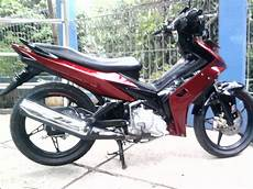Modif Motor Jupiter Mx Warna by Modifikasi Motor Jupiter Mx 135 Warna Merah Kumpulan