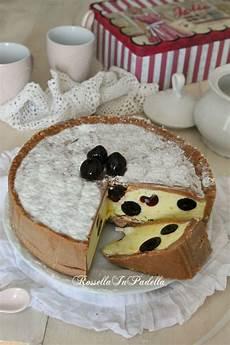 torta pasticciotto fredda ricette ricette dolci e dolci torta pasticciotto fredda rossellainpadella torte dolci ricette