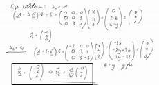 inverse berechnen 3x3 gau algorithmus inverse