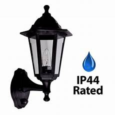 traditional style outdoor wall lantern dusk to dawn sensor ip44 garden lighting ebay