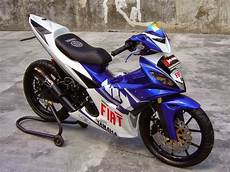 Revo Modif Trail by 89 Modif Motor Trail Honda Karisma Modifikasi Trail