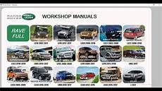 online car repair manuals free 1996 land rover range rover electronic toll collection service repair manuals car manuals literature land rover range rover sport 2005 2012 factory
