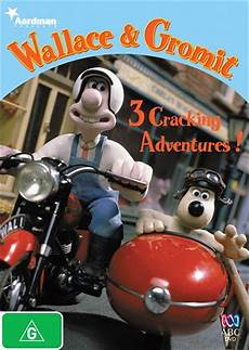 wallace and gromit 3 cracking adventures abc dvd sanity