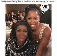 Cicely Tyson Daughter Pin By God S Gift On History Cicely Tyson Regina King