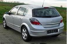 File Opel Astra H Facelift 2007 2009 Rear Mj Jpg