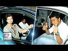 Tamil Actors Modern & Very Expensive Cars Collection