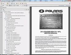 2012 rzr wiring diagram polaris rzr 570 2012 service manual wiring diagram owners manual