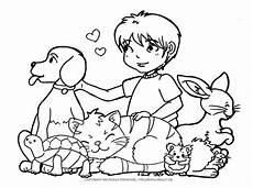 ausmalbilder meerschweinchen kinder ausmalbilder