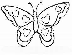 Schmetterling Malvorlagen Malvorlagen Zum Drucken Ausmalbild Schmetterling Kostenlos
