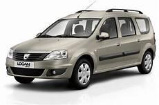 Voiture 7 Places Dacia Logan