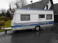 Wohnwagen Fendt Platin 470 Tfb Mit Mover Wohnwagen