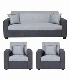 gioteak bulgariya 5 seater sofa set in black grey color 3