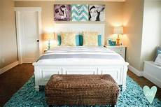Teal Gray And White Bedroom Ideas by Aqua Mustard Teal Grey White Master Bedroom Design