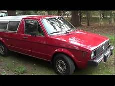1980 Vw Caddy Diesel