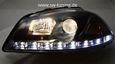 Sw Light Scheinwerfer Seat Ibiza 6l 03 08 Led Standlicht
