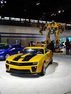 Transformers Bumblebee Boosts Buzz On 2010 Chevrolet Camaro