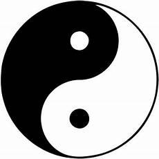 Malvorlagen Yin Yang Meaning The Most Popular Yin Yang Symbol It Is Said The Symbol