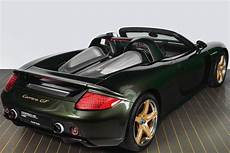porsche gt supercar gets recommissioned by the