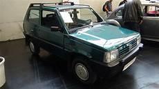 1992 Steyr Fiat Panda 4x4 1000 Clx Exterior And Interior