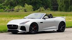 2017 jaguar f type svr convertible review why it s better
