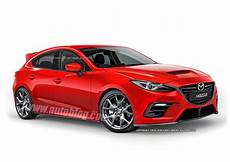 Mazda Mps 2015 - mazdaspeed3 concept tipped for frankfurt debut autoblog