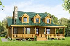 country cottage house plans with wrap around porch plan 68639vr country home plan with 3 master suites and