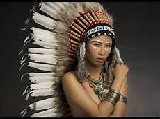 american indian makeup in 40 ideas inspired by war