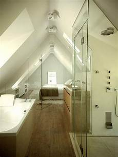 Attic Master Bathroom Ideas by Attic Bathrooms Attic Spaces Dachgeschoss Schlafzimmer