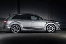 New Audi Sq7 Gets The Works From Abt With 520 Horses