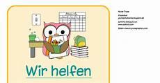 eulendienste pdf klassendienste verkehrserziehung