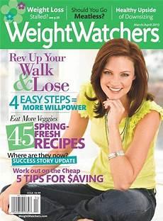 tanga weight watchers magazine for 3 99 southern savers