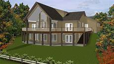 walkout basement home plans 38 exposed basement house plans lake house plans with