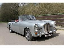 1963 ALVIS TD21 For Sale  Classic Cars UK