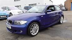 used 2008 bmw 1 series 118d m sport 3dr for sale in