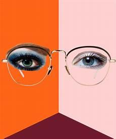 4 schminktipps f 252 r frauen mit gro 223 en brillen brillen f 252 r